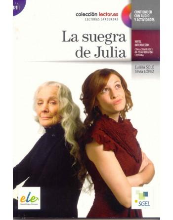 La suegra de Julia B1 + CD...