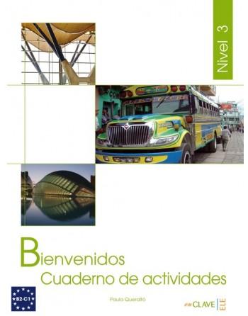Bienvenidos 3 B2-C1...