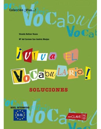 ¡Viva el Vocabulario! B1-B2...