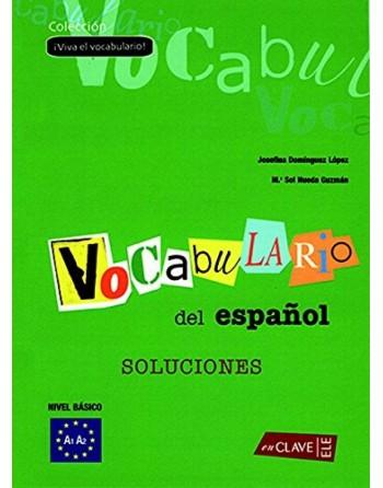 ¡Viva el Vocabulario! A1-B1...