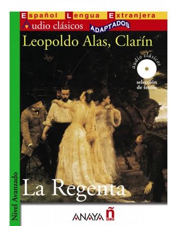 La Regenta B2 + CD Audio...