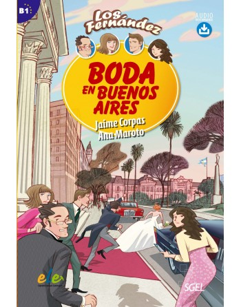 Boda en Buenos Aires B1 Los...