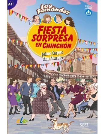 Fiesta sorpresa en Chinchón...