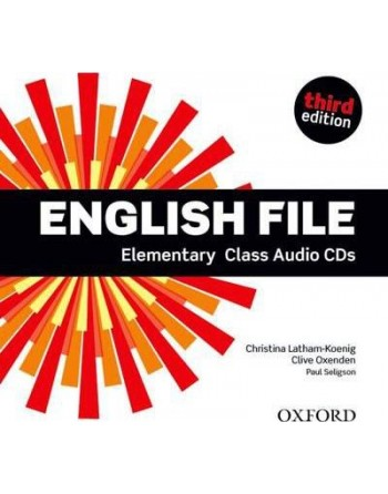 English File Elementary CD...