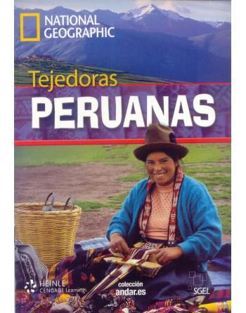 Tejedoras peruanas A2 + DVD...
