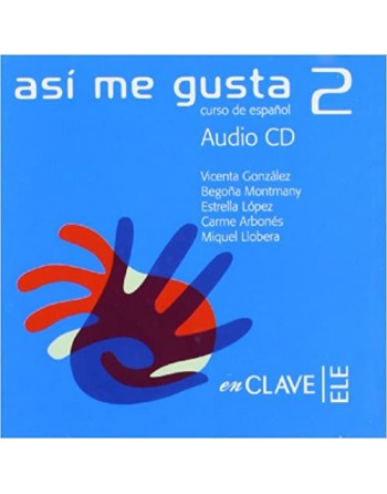 Así me gusta 2 B1 CD