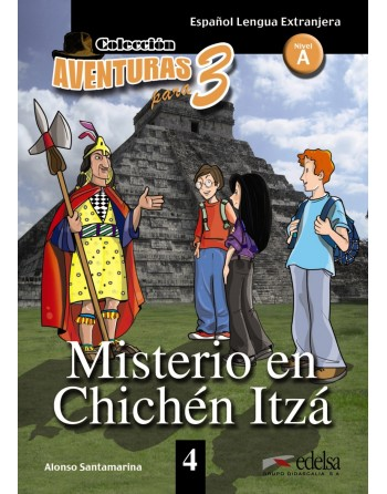 Misterio en Chichen Itza A...