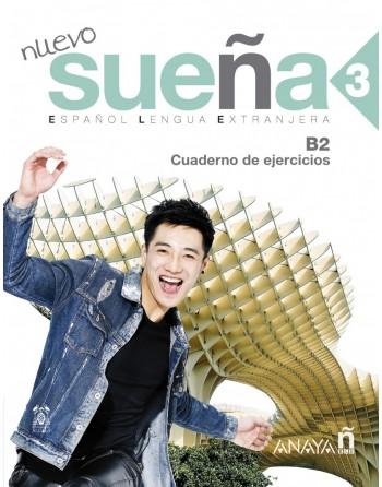 Nuevo Sueña 3 B2 Cuaderno...