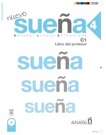Nuevo Sueña 4 C1 Libro del...