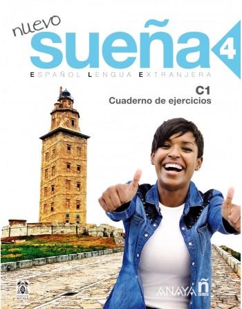 Nuevo Sueña 4 C1 Cuaderno...