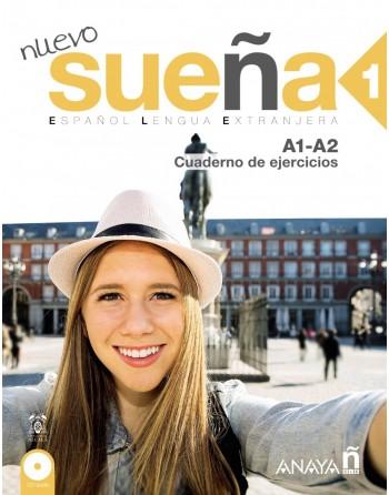 Nuevo Sueña A1- A2 Cuaderno...