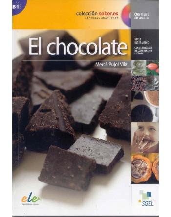 El chocolate B1 + CD Saber.es