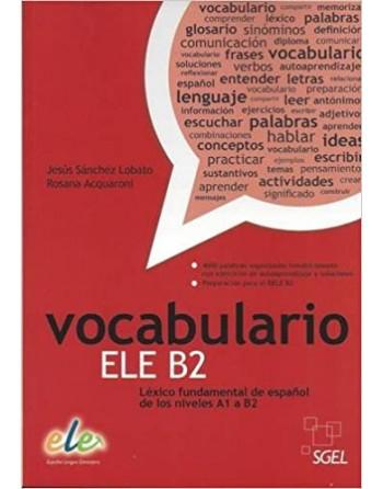 Vocabulario ELE B2 Léxico...
