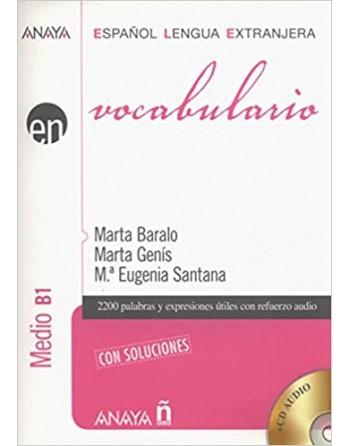 ELE en vocabulario B1+ CD...