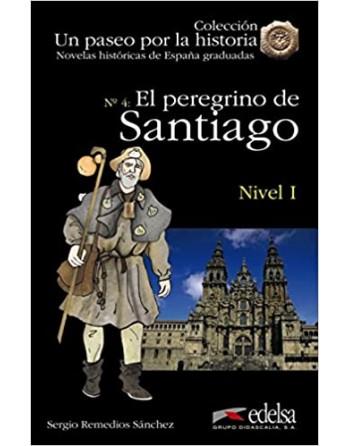 El peregrino de Santiago...