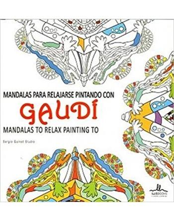 Mandale relaksacyjne Gaudi
