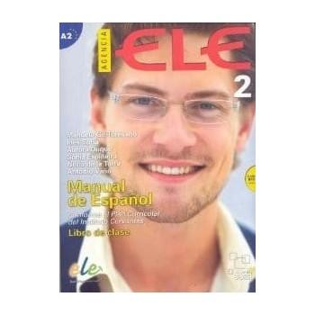 Agencia ELE 2 A2 Alumno + CD