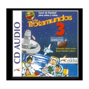 Trotamundos 3 CD
