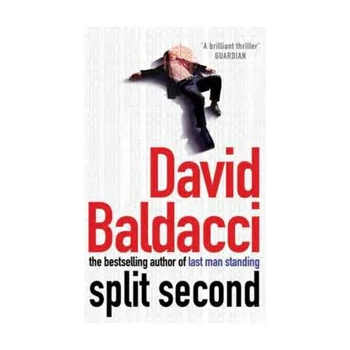 Split second David Baldacci